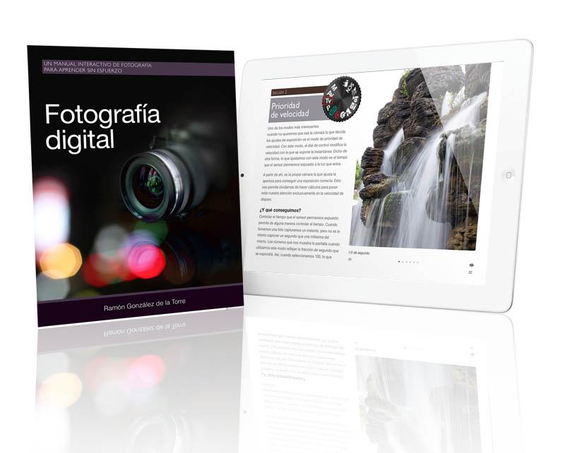Fotografía Digital, un eBook de Ramón González de la Torre