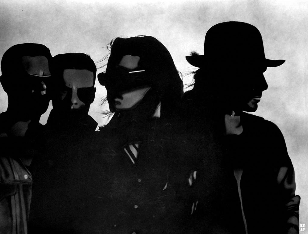 Aerigrafía U2